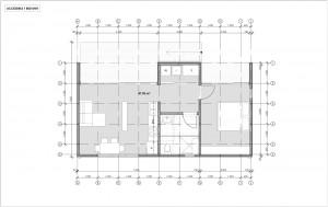 Accessible-1-Bed Floor Plan